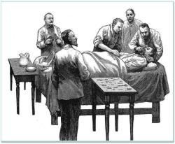 دانلود پاورپوینت مراقبت های پرستاری در عمل جراحی